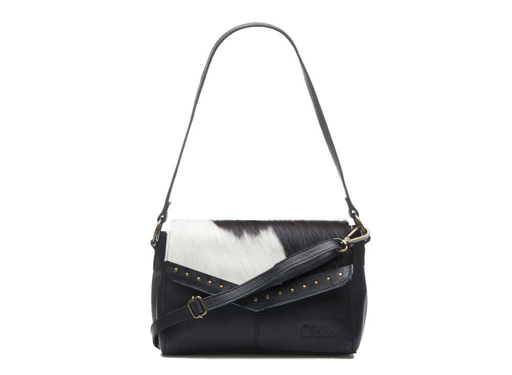 Chabo Bags - Susy Studs Medium Hair On