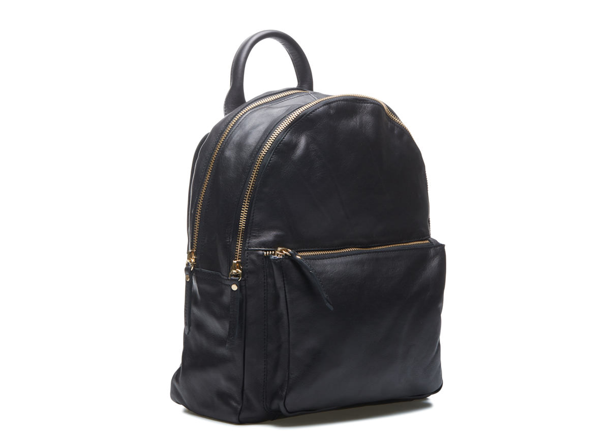 Chabo Bags -Backpack - Black Gold