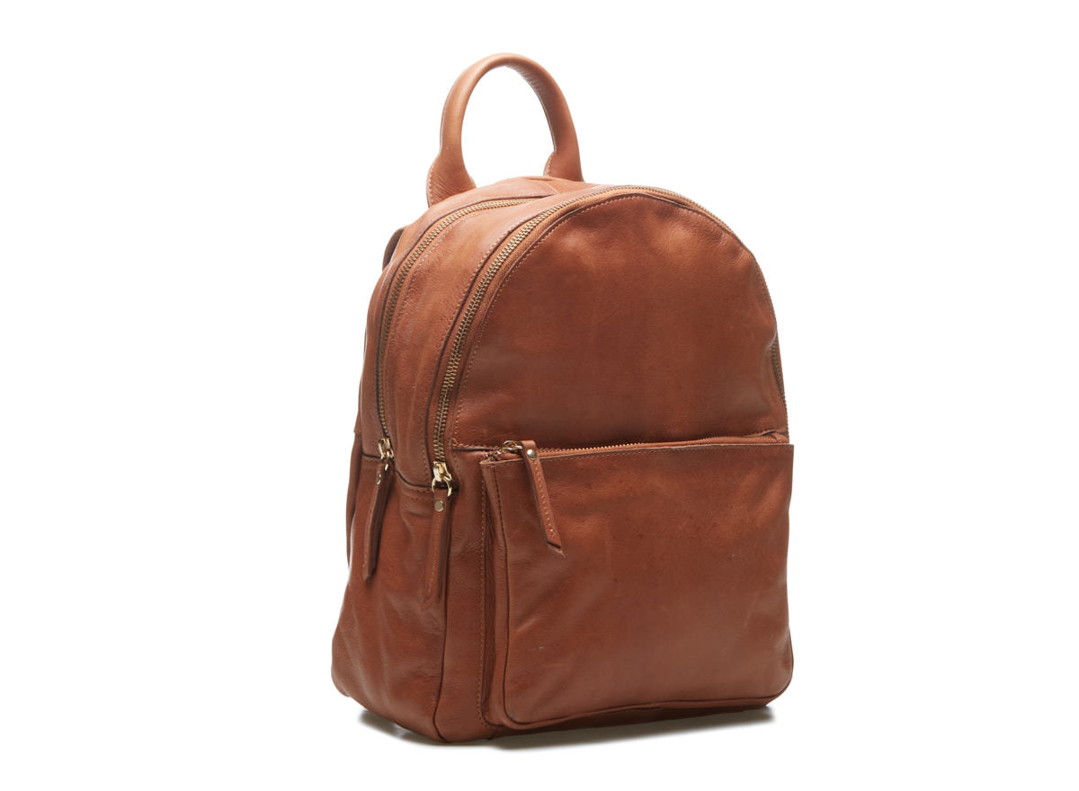 Chabo Bags -Backpack - Camel