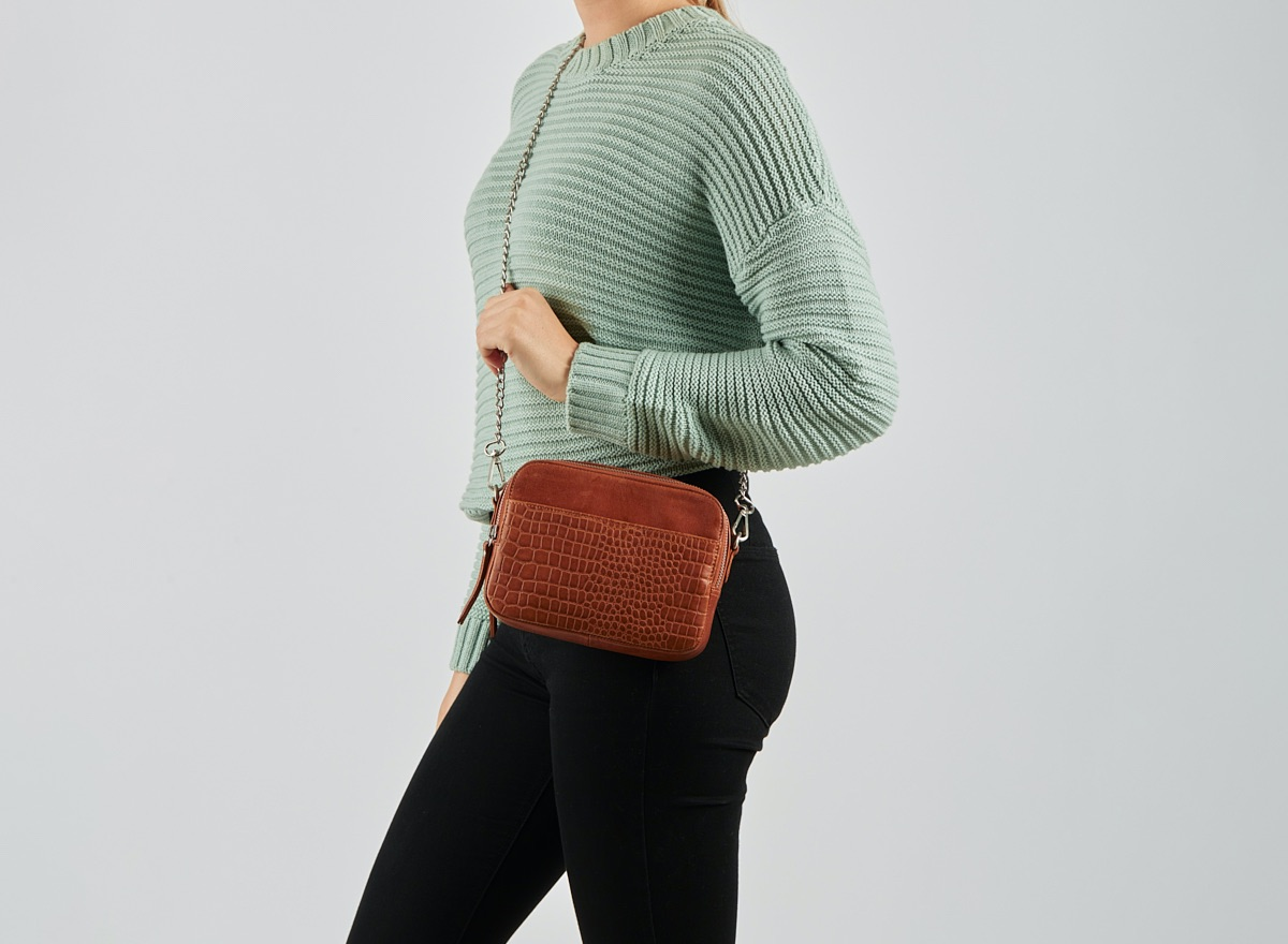 Chabo Bags -Bowie - Camel