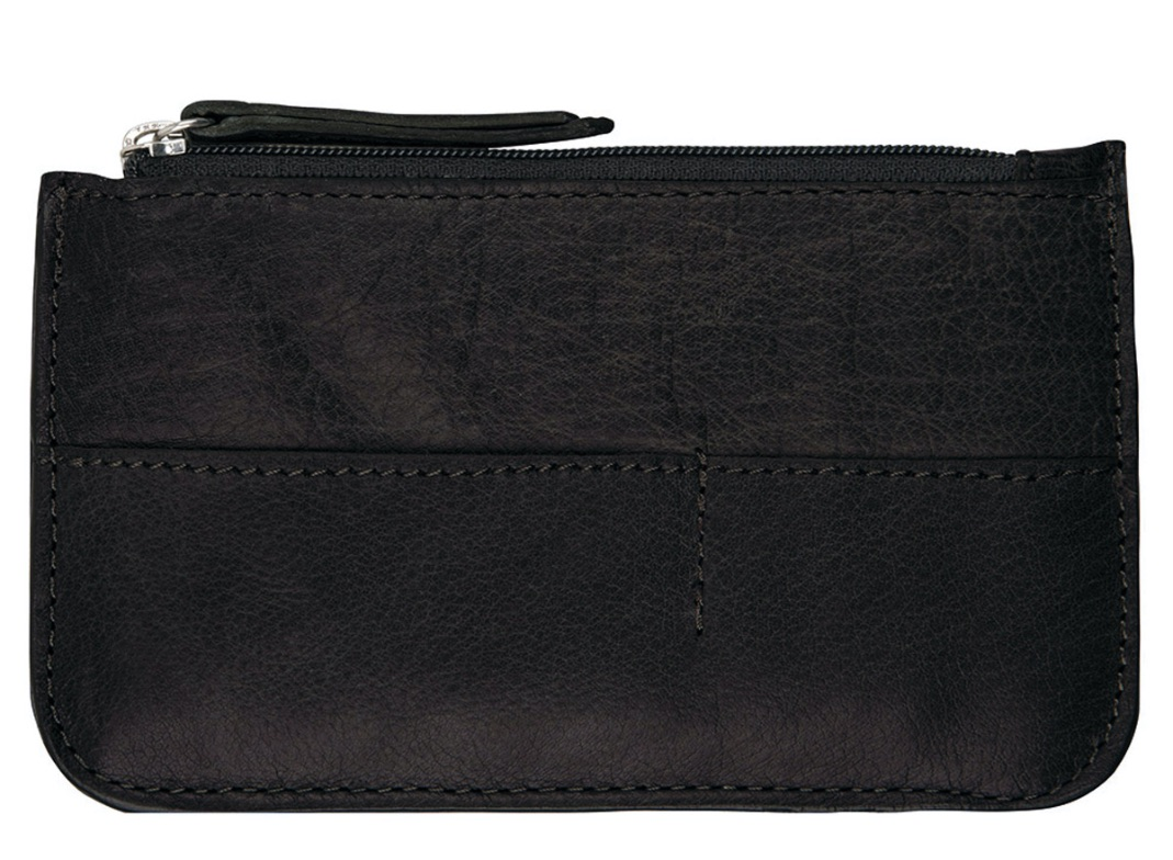 Chabo Bags - Cards & Coins Wallet - Black