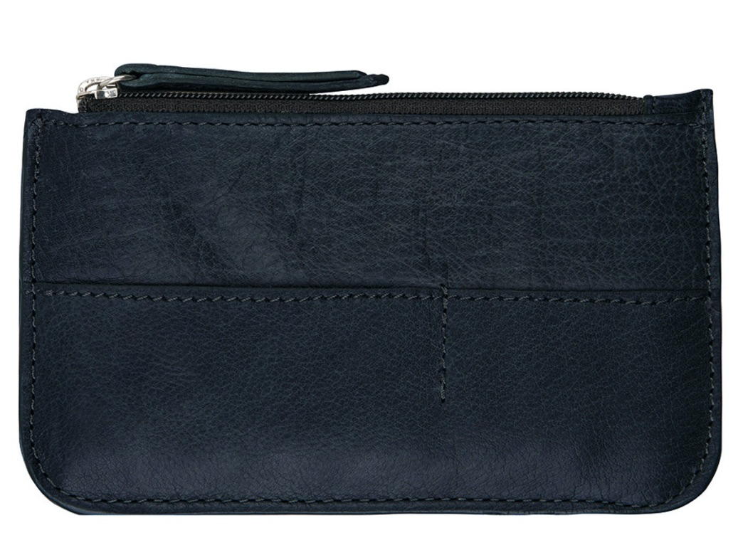 Chabo Bags - Cards & Coins Wallet - Blue