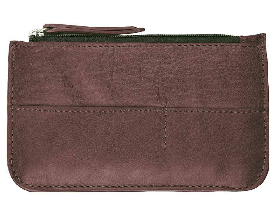 Chabo Bags - Cards & Coins Wallet - Cacao