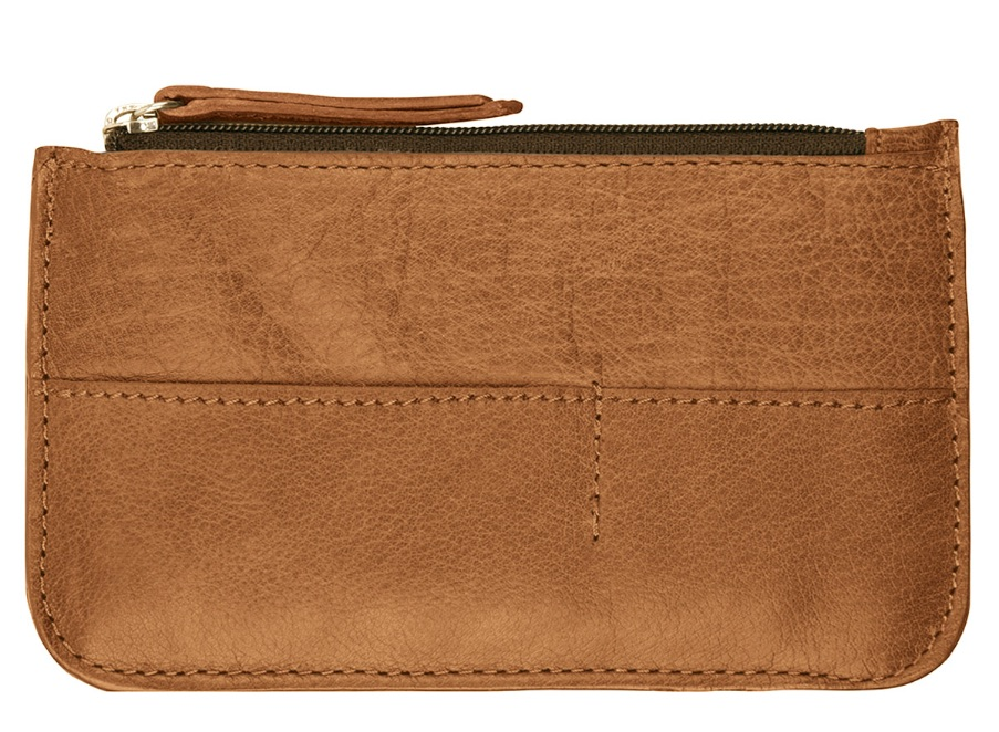 Chabo Bags - Cards & Coins Wallet - Camel