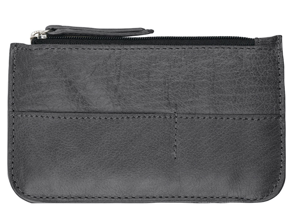 Chabo Bags - Cards & Coins Wallet - Elephant Grey