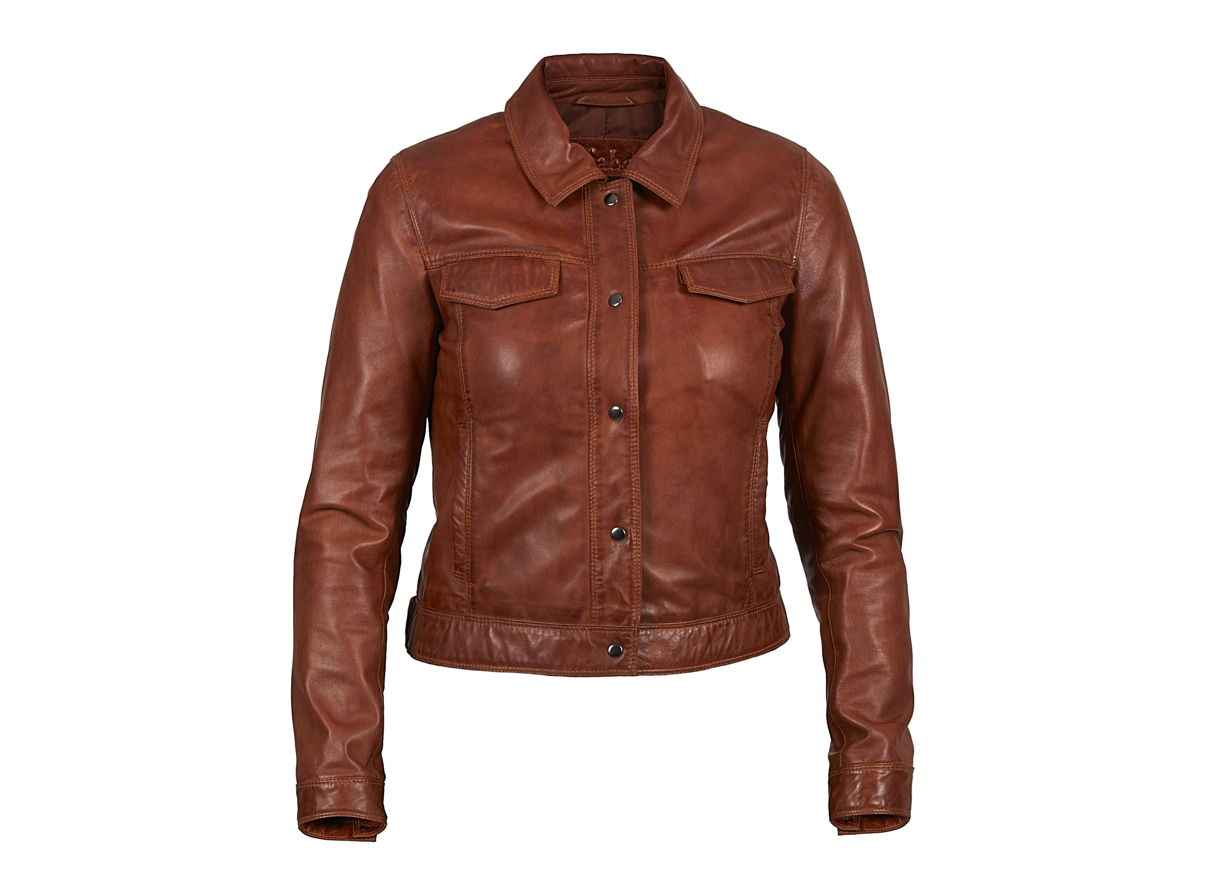 Chabo Bags - Leather Jacket Coco - Camel 44