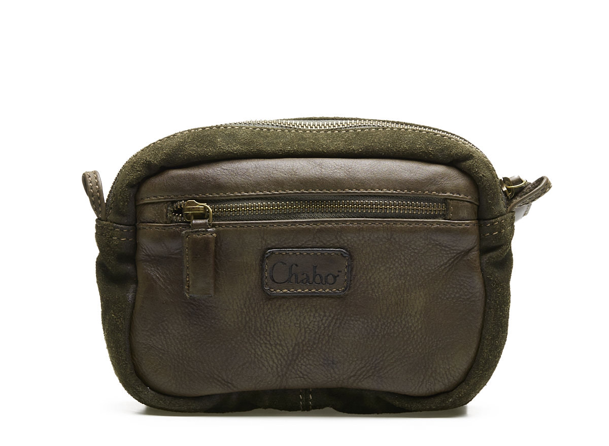 Chabo Bags - Image Cross - Olive