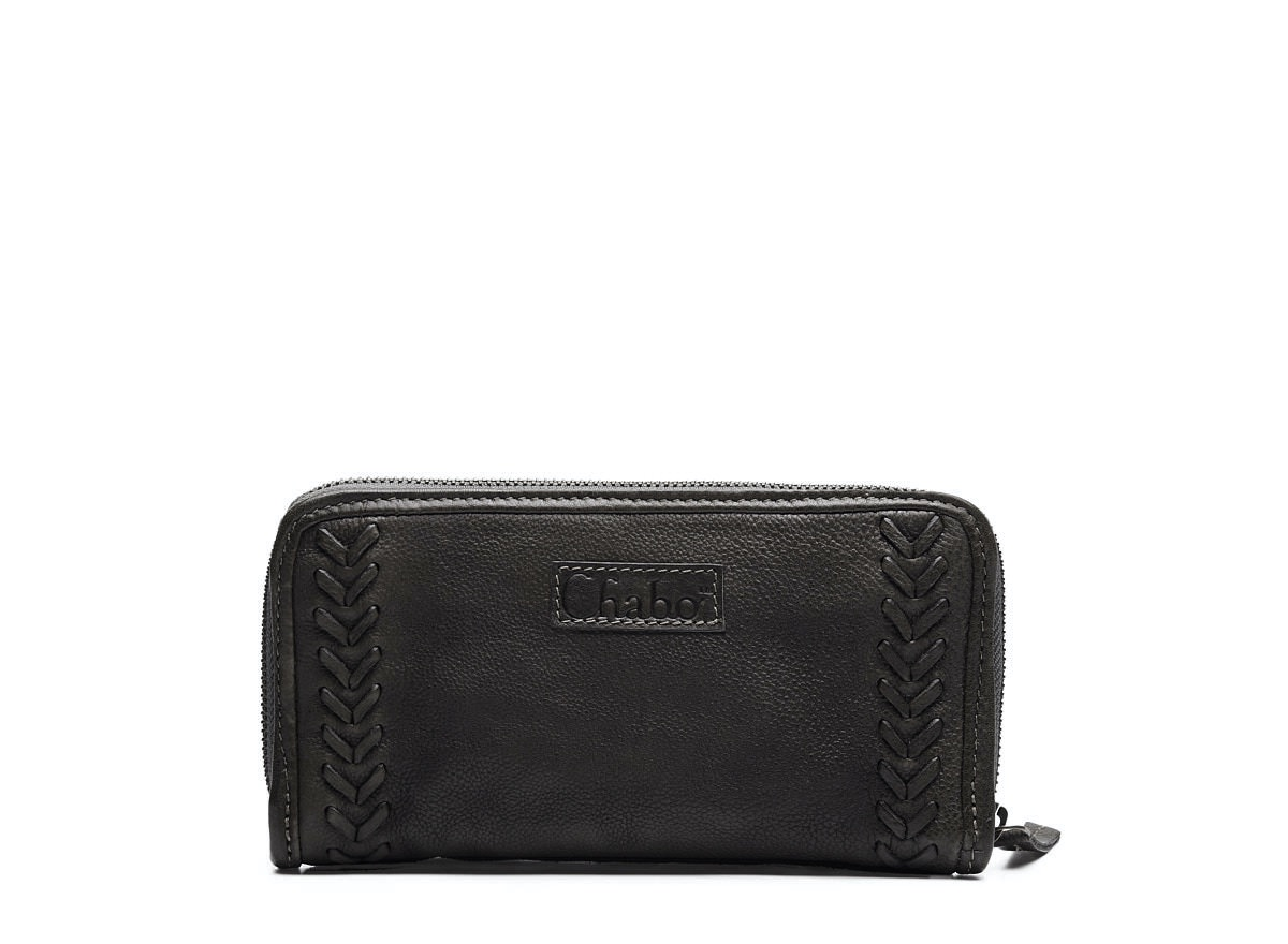 Chabo Bags - Image Wallet - Black