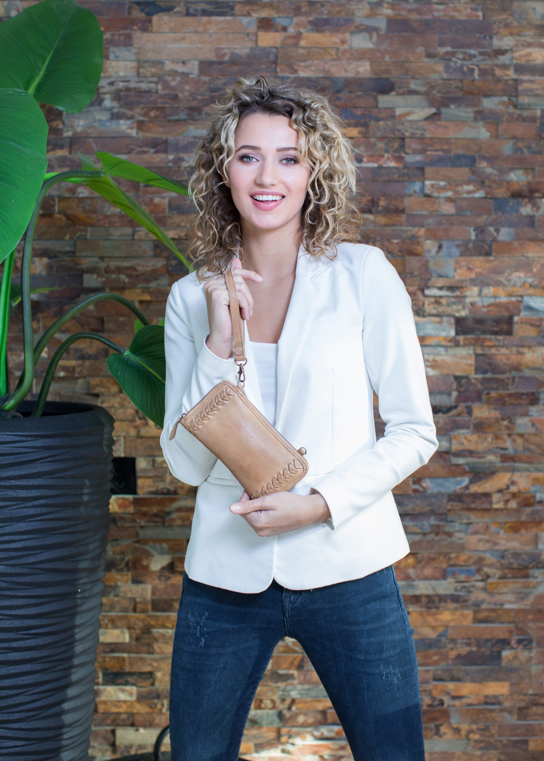 Chabo Bags - Image Wallet - Sand