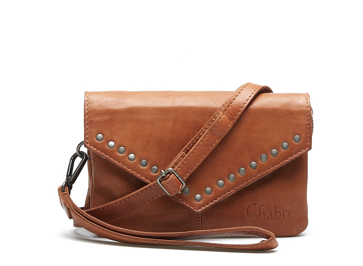 Chabo Bags -Ivy Studs - Camel