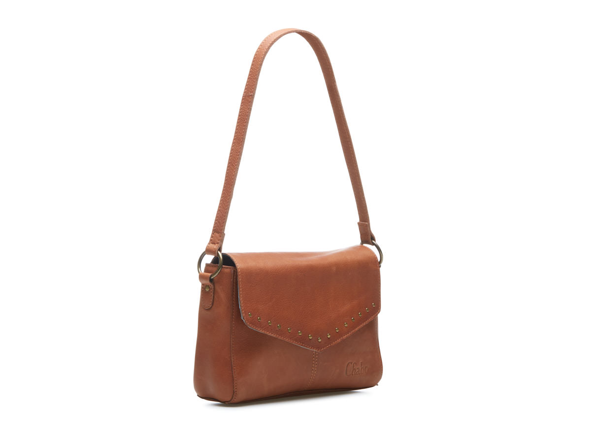 Chabo Bags -Susy Studs Big - Camel