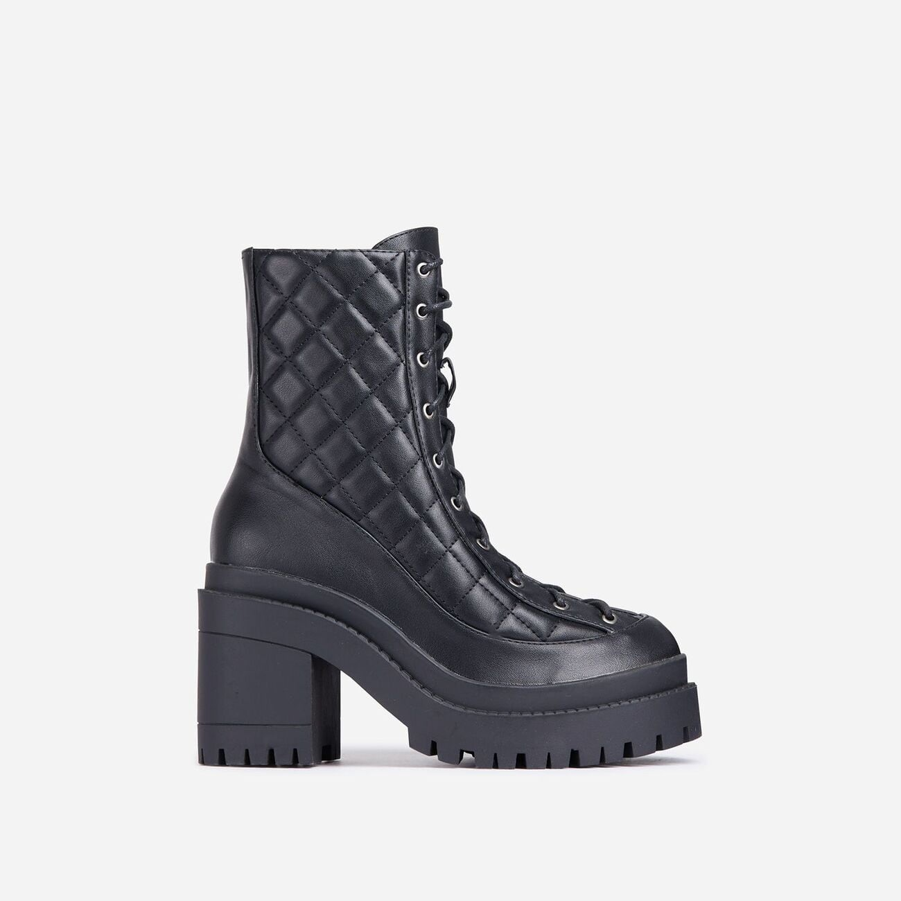 EGO - So Fetch Quilted Biker Boot