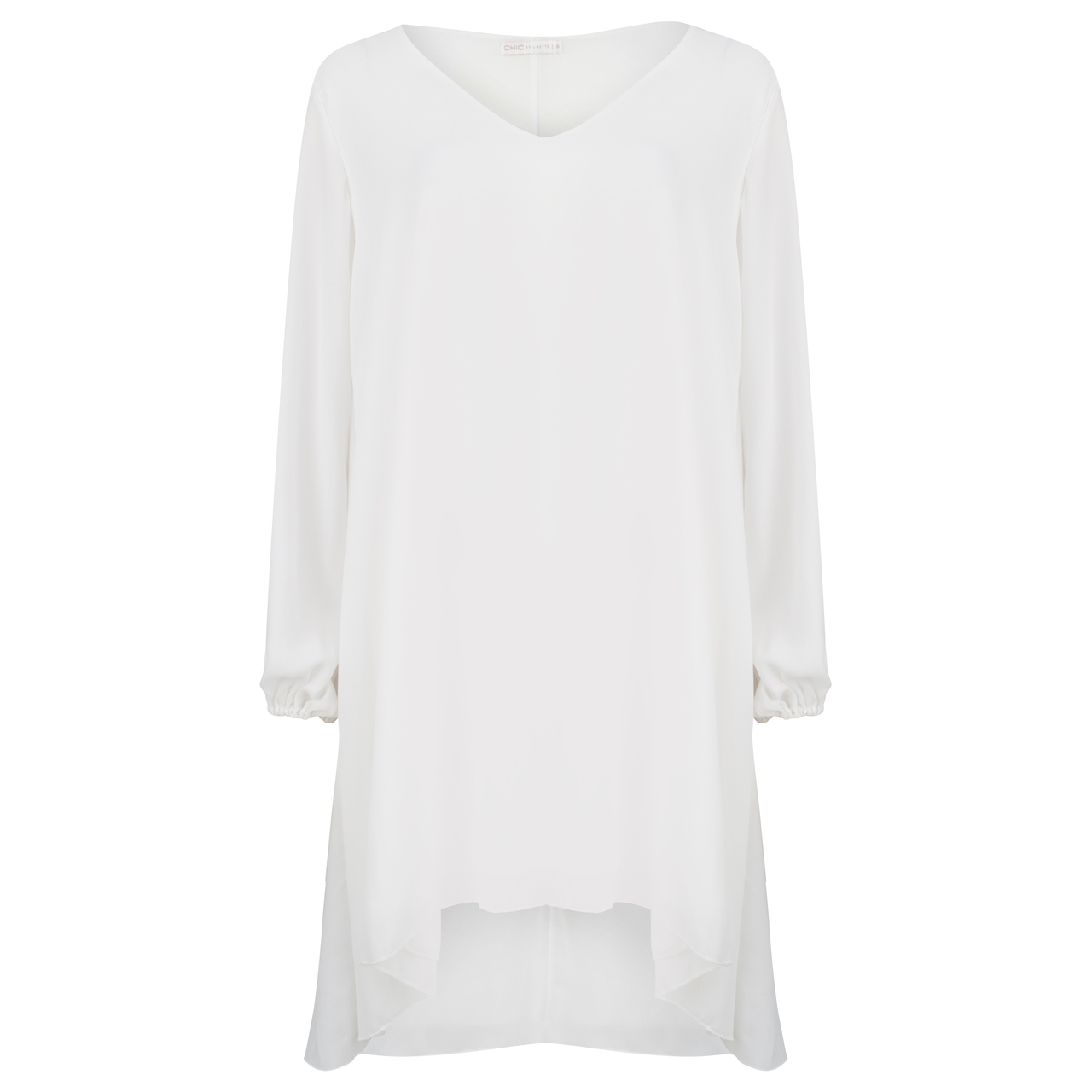 Chic by Lirette -Cover up Avalon White