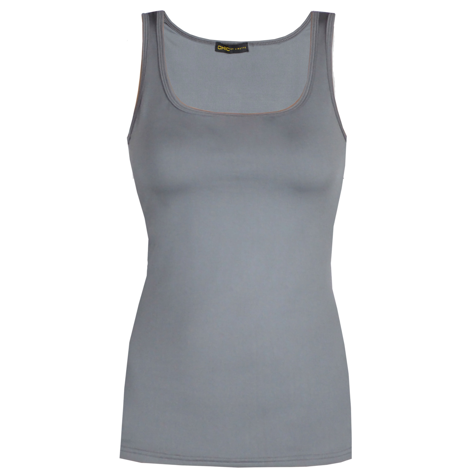 Chic by Lirette - top natural grey