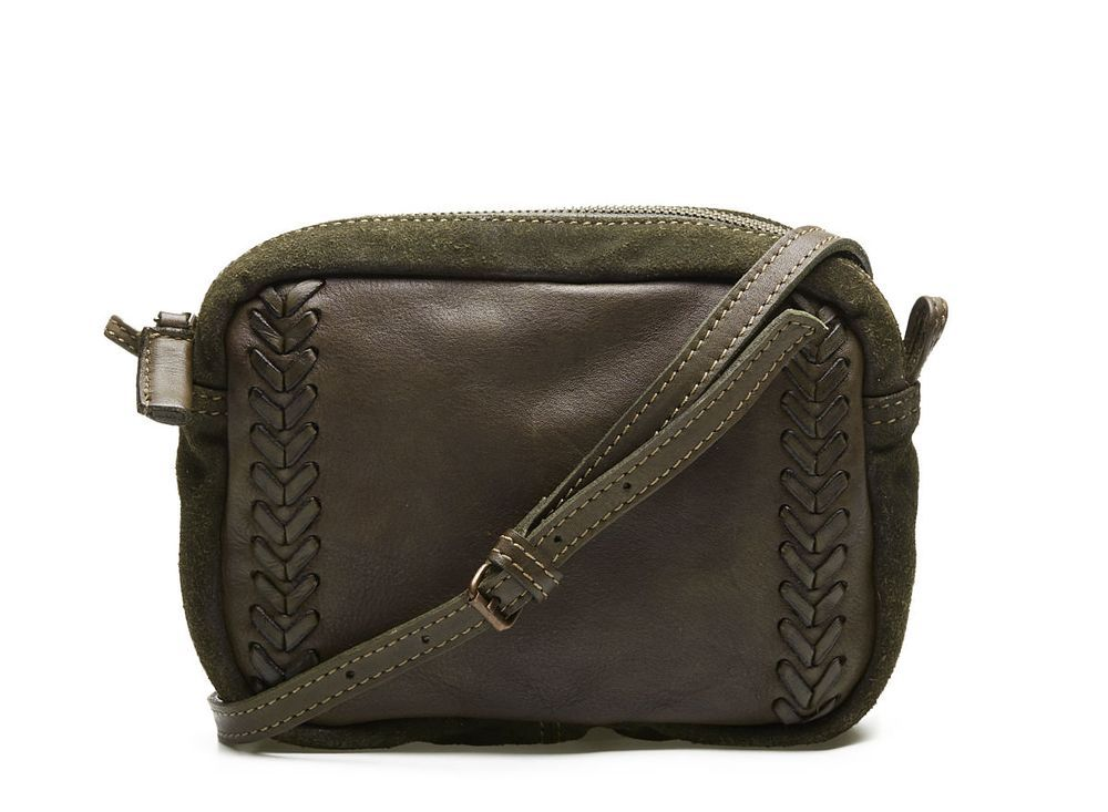 Chabo Bags - Image Cross Olive Green