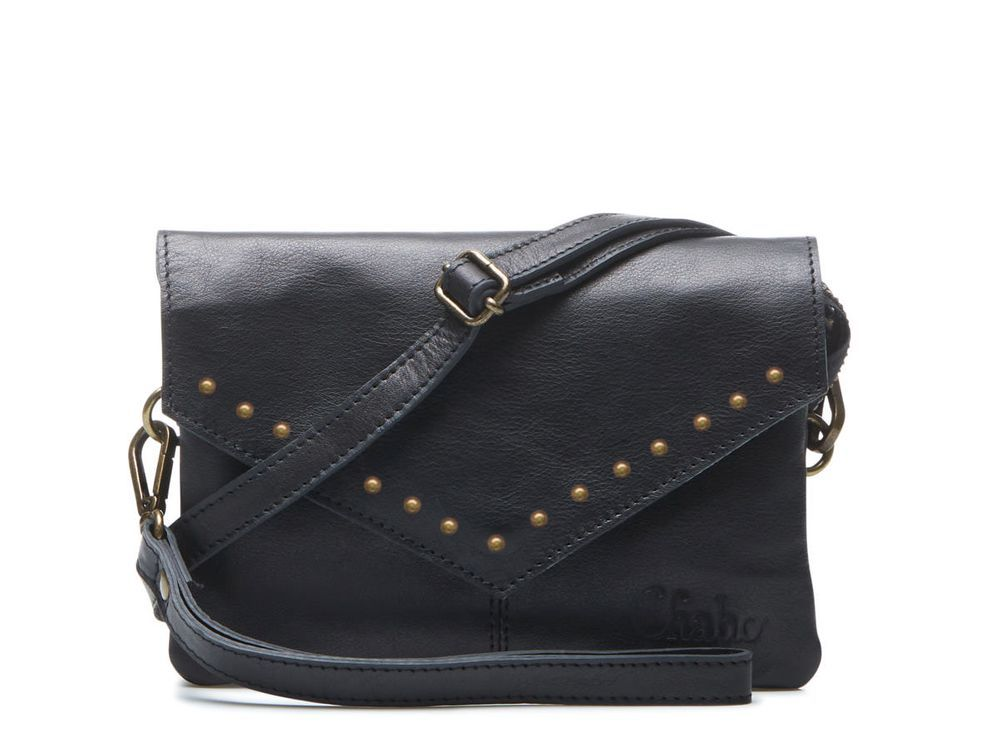 Chabo Bags - Ivy Studs Black