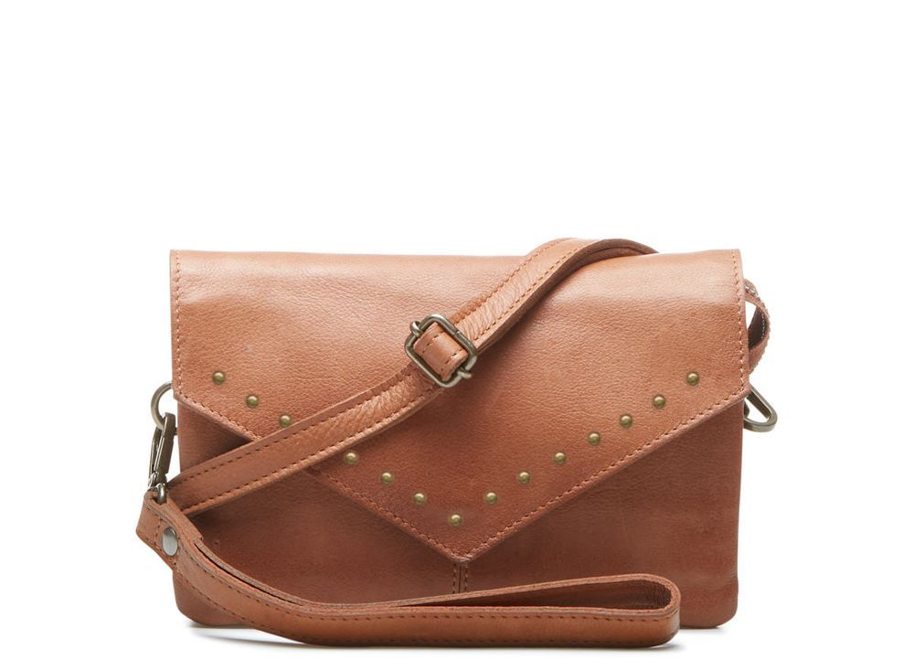 Chabo Bags - Ivy Studs Camel