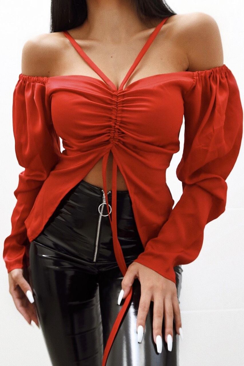 She.Is.Us. - KJ TOP-RED