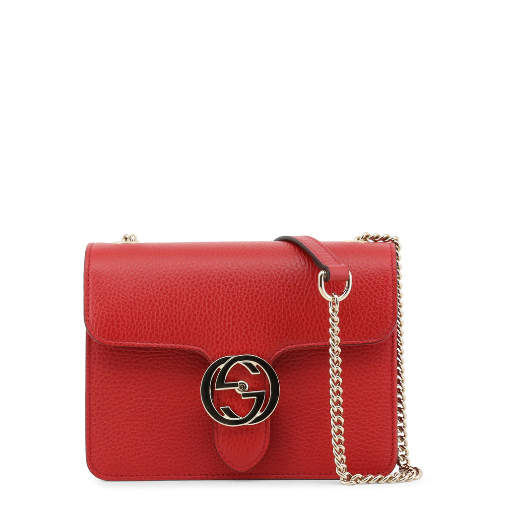 Gucci Crossbody Bag - 510304_CA00G - Red