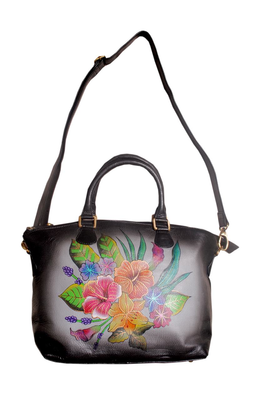 Niarvi Blushing Bouquet Bag